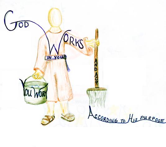 philippians 2 12 13 according to his purpose kathleen s evenhouse