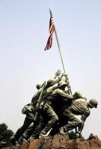 The United States Marine Memorial